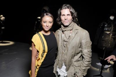 Moncler and Greg Lauren 'Collide' party, Autumn Winter 2017, Paris Fashion Week [3 марта]