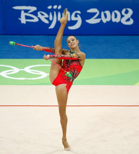 засветы спортсменок художественная гимнастика фото