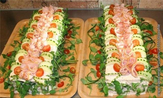 Оригинальные салатики рецепты с фото