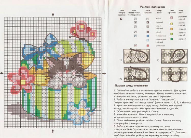 Схемы для вышивок крестом к юбилею