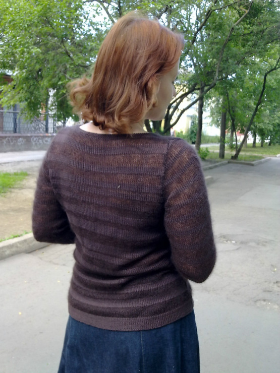 Блузки Из Мохера В Новосибирске