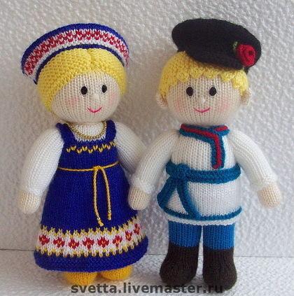 Русское народное вязание