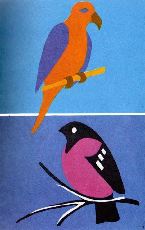 Поделки ко дню птиц своими 448