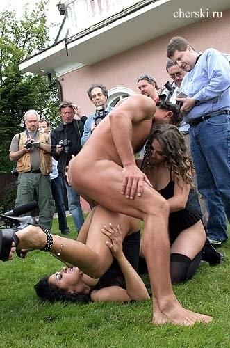 смотреть онлайн фото как снимают порно