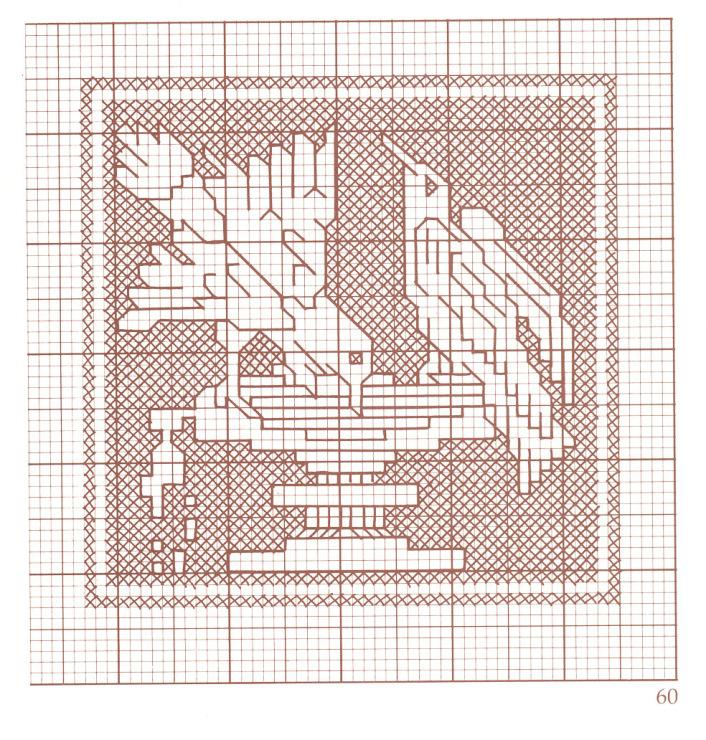 Ассизи схемы вышивки 24