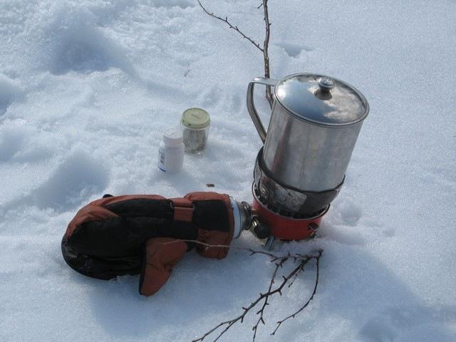 Как сделать чтобы газ не замерзал в баллоне