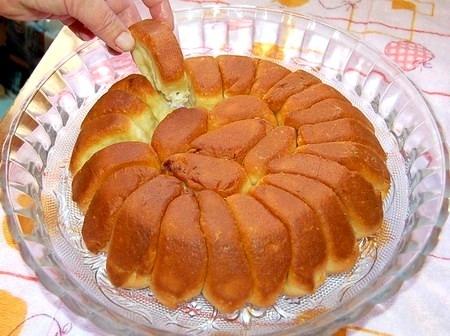 Пироги из дрожжевого теста с сладкой начинкой рецепты с