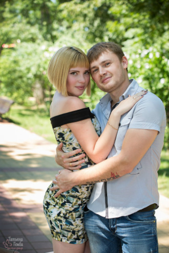 Фотограф Love Story Татьяна Гемба - Майкоп