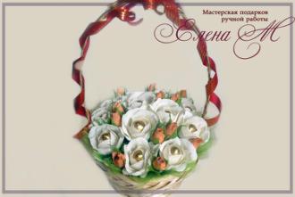 Рукодел Елена Марфичева - Владимир