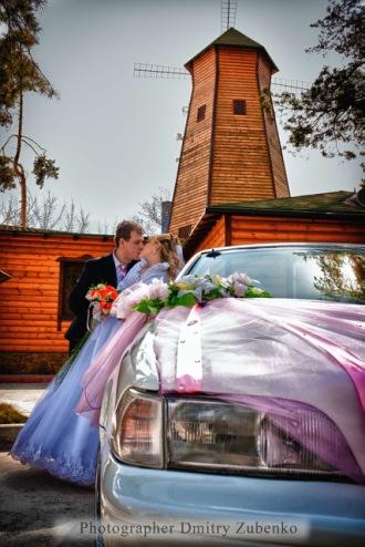 Свадебный фотограф Дмитрий Зубенко - Тольятти