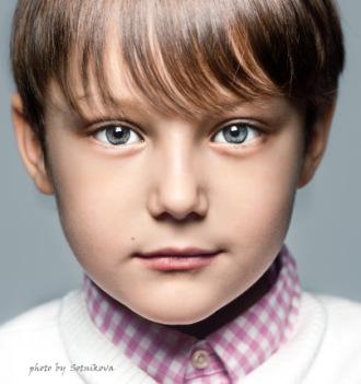 Детский фотограф Alena Sotnikova - Москва