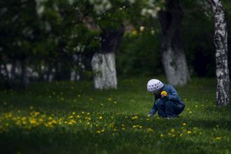 Детский фотограф Денис Силин - Тюмень